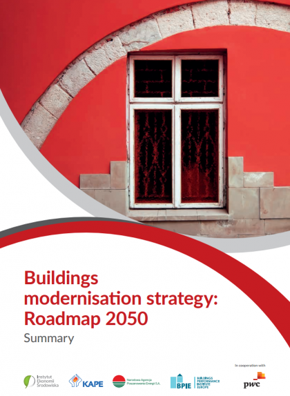 cover buildings modernisation strategy