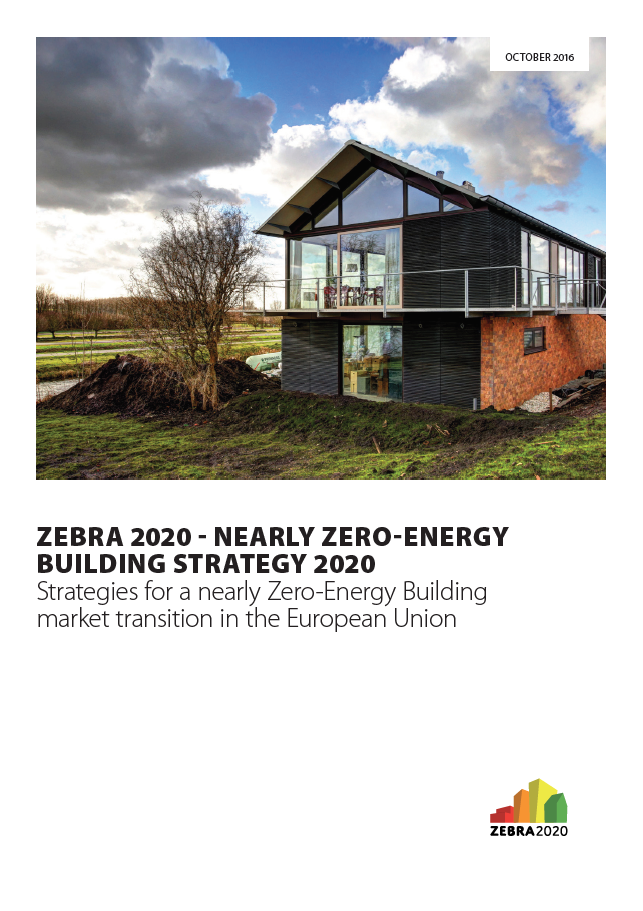Strategies for a nearly Zero-Energy Building (nZEB) market