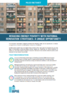 Factsheet Energy Poverty cover